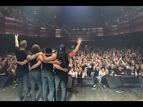 METALLICA - Moth Into Flame (Multi-Cam)- Webster Hall, NYC - 27 September 2016