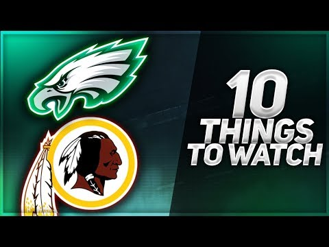 NO JOSH NORMAN = ALSHON EATS? | Eagles vs Redskins Preview - 2017 NFL Season Week 7