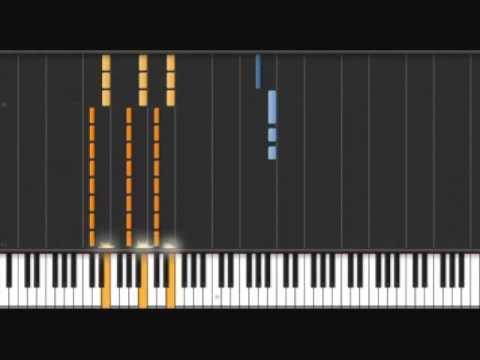How To Play Heart Shaped Box (tutorial) Piano - YouTube
