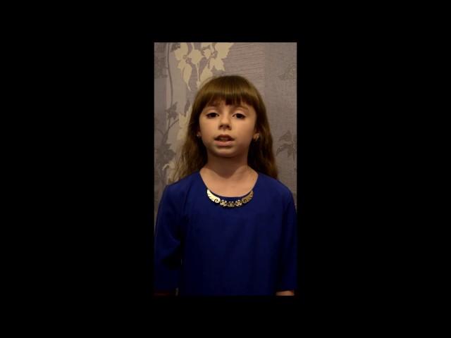 Изображение предпросмотра прочтения – КираКореева читает отрывок изпроизведения «Руслан и Людмила» А.С.Пушкина