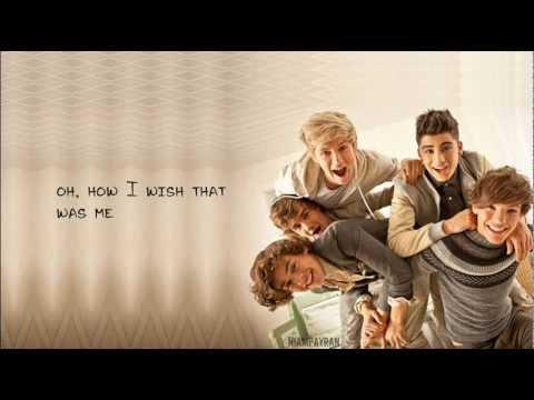 One Direction - I Wish [karaoke/instrumental] + Download
