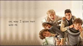 One Direction - I Wish [karaoke/instrumental] + download