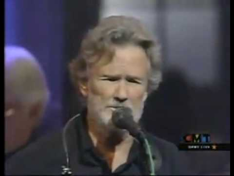 Kris Kristofferson - Song for Johnny Cash