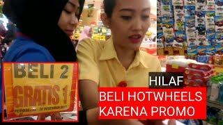 VLOG HUNTING: HILAF BELI HOTWHEELS KARENA PROMO - 95 MAZDA RX7, DATSUN 620, MCLAREN F1 GTR