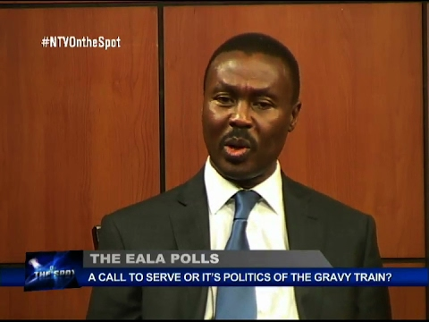 On The Spot: Are EALA MPs representatives of the people or just self-seekers?