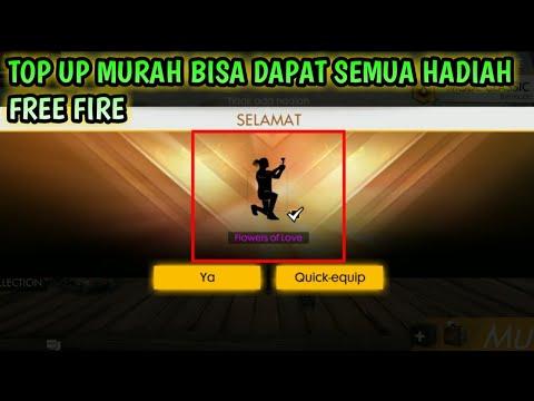 download ANJAYY!!! MODAL TOP UP MURAH BISA DAPAT HADIAH KEREN GARENA FREE FIRE INDONESIA