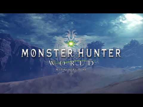 【MHWorld】星に駆られて モンスターハンターワールドメインテーマソング~Main subject music~【BGM】