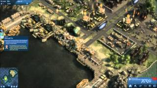 Anno 2070 Gameplay (PC HD) [1080p]