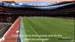How to complete all accomplishments in FIFA14 play