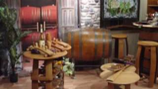 Wine Barrels for Sale - Planter Barrels - Barrel Products, Furniture, Wine Racks, Bar