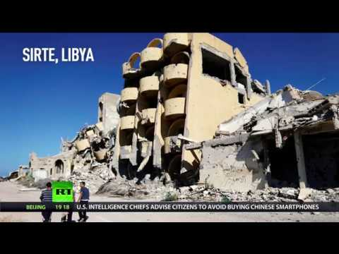 'Area destroyed, ISIS might return any moment' – Sirte locals over a year after liberation