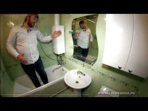 107 Ремонт ванной.Совмещенный санузел в хрущевке. Бестужевская 75