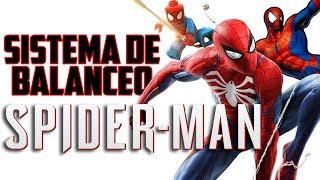 Spider-Man: ¿Cómo Hacer un Buen Sistema de Balanceo en Videojuegos?