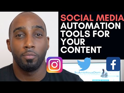 How to Automate Your Social Media For Your SMMA Clients or Business