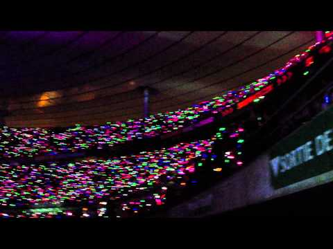 Coldplay in Paris - Xylobands in Action