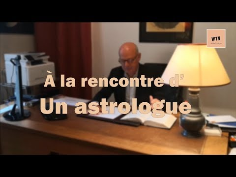 #ALRD : UN ASTROLOGUE