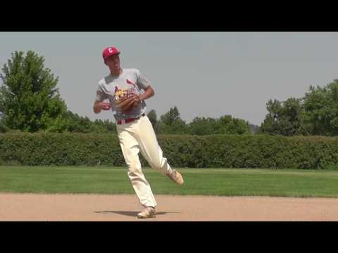 Evan Reiter - Senior SS 2017 - Catalyst Cardinals/Colorado Academy