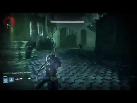 Epic Crota's End Raid Fail/Win