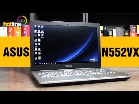 ASUS N552VX – экспресс-обзор мультимедийного ноутбука