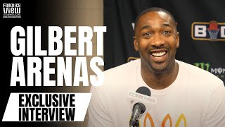 """Gilbert Arenas on Luka Doncic Chances Leading Slovenia to Gold: """"Did It In Dallas, That YMCA Team!"""""""