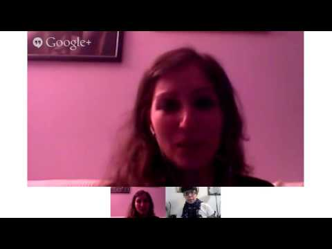 Hangout con Barbara Baraldi