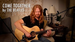 """""""Come Together"""" by The Beatles - Adam Pearce (Acoustic Cover)"""