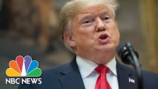 President Donald Trump Signs Bill Banning Pharmacy \'Gag Clauses\' On Prescription Drugs | NBC News