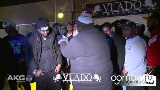 Rap Battle: Arsonal (U Dubb) Vs Big T (Total Slaughter) Keith Murray Vs Fredro Starr Trailer
