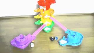 Anpanman Rainbow Tower★アンパンマン それいけ! コロロンパーク おおきなレインボータワー が超たのしい! thumbnail