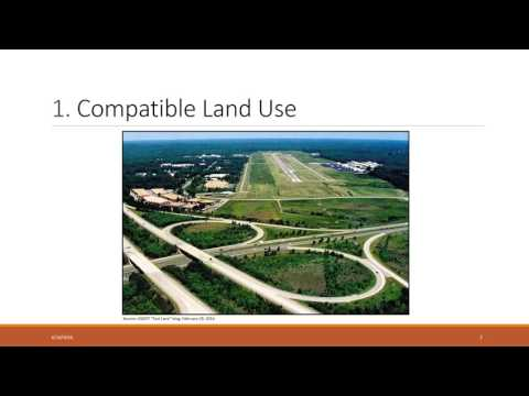 Airport Land Use and Noise Compatibility