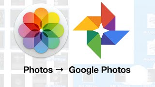 Mac tip: Move pictures from Mac Photos to Google Photos