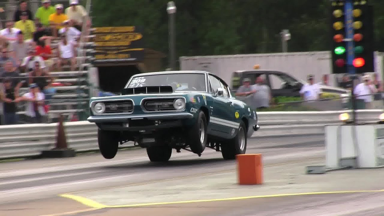 2012 Nostalgia Super Stock Series - World Series of Drag Racing ...