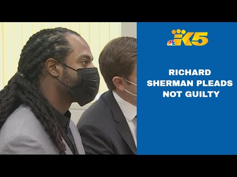Ex-Seahawk-Richard-Sherman-pleads-not-guilty-to-5-misdemeanors