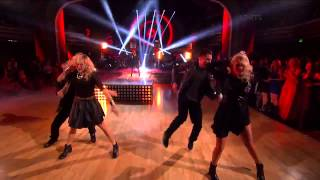 Demi Lovato on DWTS - Dancing With The Stars-Week-3