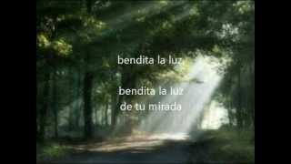 Mana y Juan Luis Guerra- Bendita tu luz (con letra)