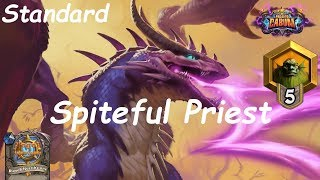 Hearthstone: Spiteful Priest #3: Boomsday (Projeto Cabum) - Standard Constructed
