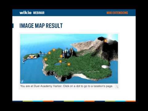 Wiki Extensions Webinar July 2012
