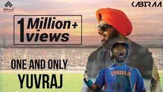 Yuvraj Singh Tribute Song One And Only Yuvraj Official Music Video 2019 Kabiraa