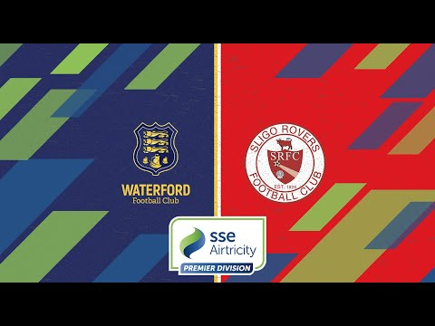 HIGHLIGHTS | Waterford 1-0 Sligo Rovers - SSE Airtricity Premier Division