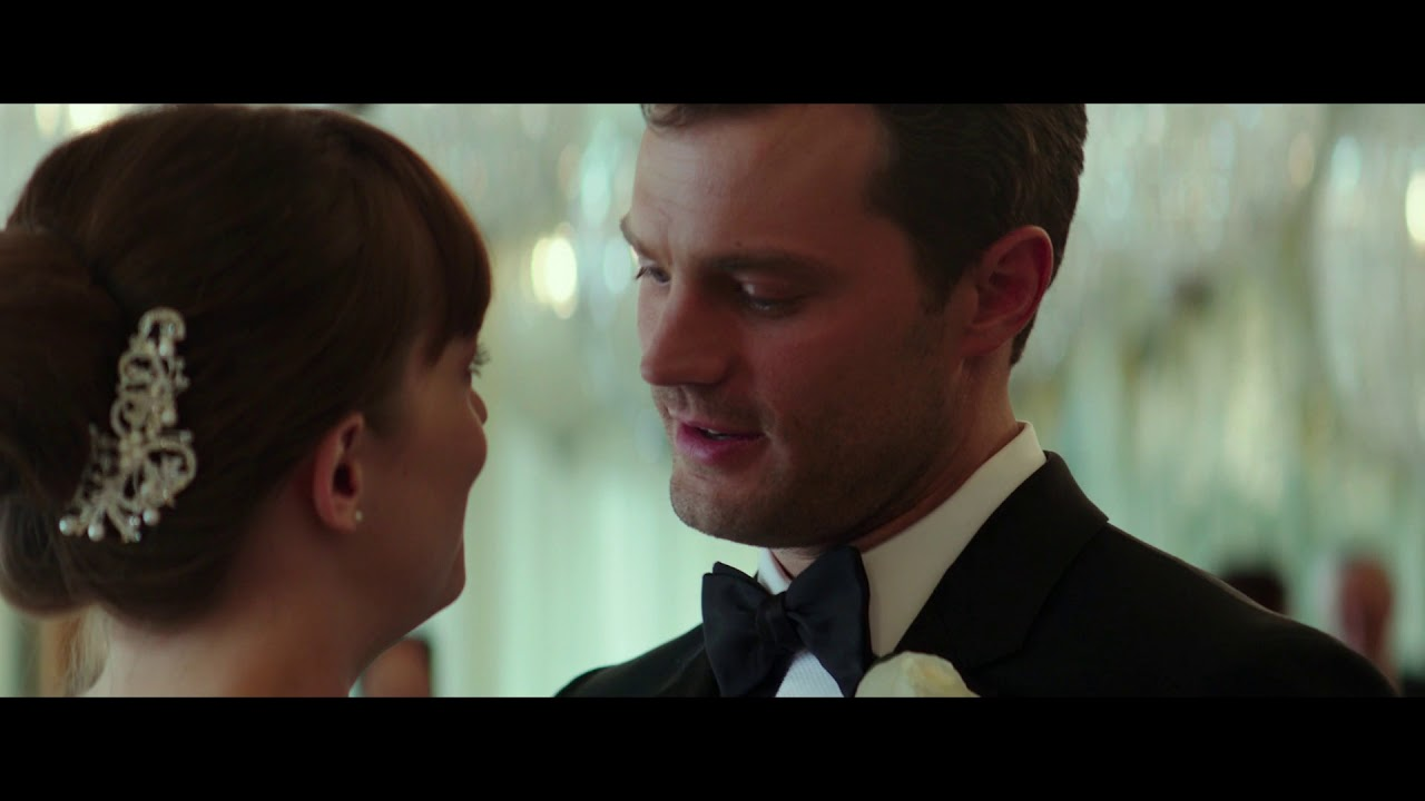 Download Fifty Shades Freed (extended) wedding