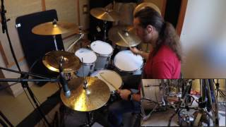 Pain of Salvation's Full Throttle Tribe - Drum Playthrough with Leo Margarit