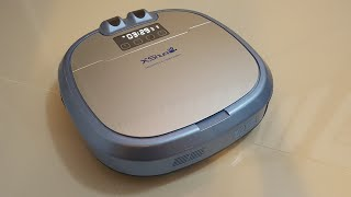 Unboxing and setup of a Haier Xshuai C3 Smart Robot Vacuum Cleaner