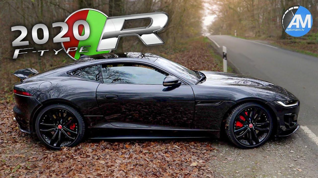 New Jaguar F Type R P575 Drive Sound By Automann Youtube