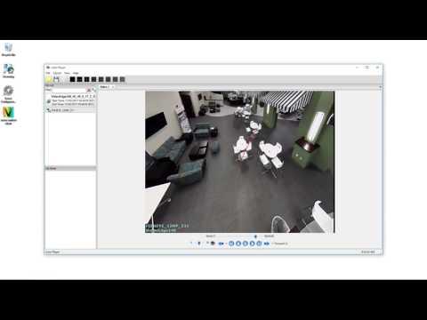 12MP Fisheye Security Camera - Pixel Density Maximization