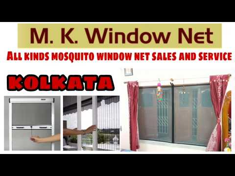 Mosquito Window Net / M K WINDOW NET