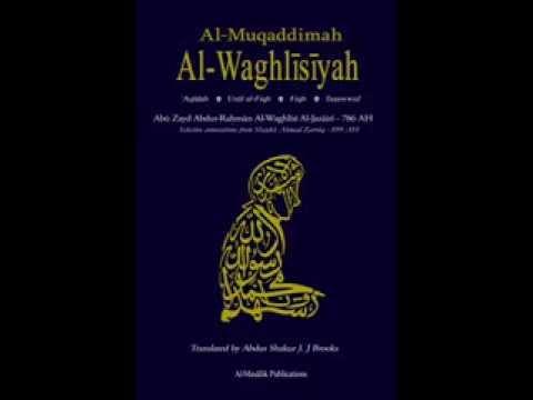 Maliki fiqh: Causes That Nullify Ablution 2/2 - Shaykh Abdus Shakur Brooks  (al-masalik com)