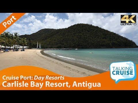 Cruise Port: Day Resorts – Carlisle Bay Resort, Antigua