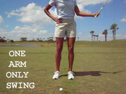 FOREarm Strengthening Exercises for Golfers