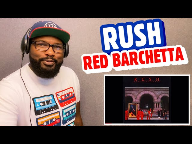 RUSH - RED BARCHETTA |  REACTION