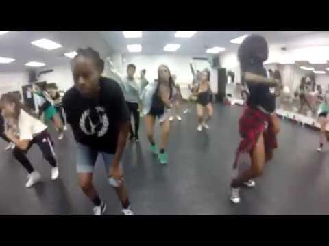 Slum Anthem-K. Camp-Choreography by Bianca Robinson @ibeestatikk